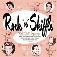 Rock 'N' Skiffle - Brit Beat Beginnings; 2007 CD Box, Lonnie Donegan, Tommy Stee