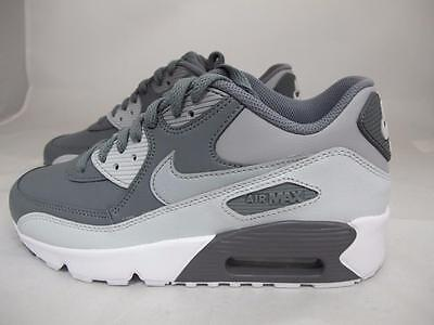 NEW JUNIORS NIKE AIR MAX 90 LTR 833412 013 | eBay