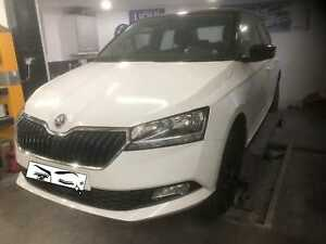 2019 19 SKODA FABIA 1.0 SE DAMAGED SPARES OR REPAIRS ONLY 5,000 MILES