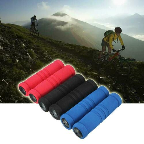 2Pcs MTB Bike Bicycle Soft Durable Sponge Bar Grip  HOT TYPE Gift