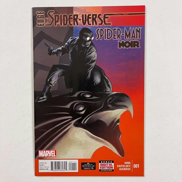 EDGE OF SPIDER-VERSE 1 SPIDER-MAN NOIR (2014, MARVEL COMICS)