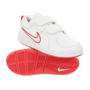 Nike Pico 4 (PSV) Infant GIRLS Leather Trainers UK SIZES 3.5 to 9.5 ... 989310ebb