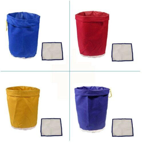 5 GALLON Filtration Bubble Bag Hydroponic Grow Planting Pouch Extract Filter Bag