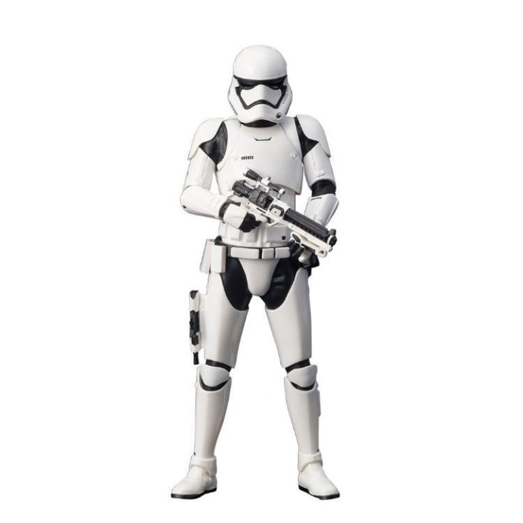STAR WARS EPISODE VII  ARTFX+ 1 10 FIRST ORDER STORMTROOPER KOTOBUKIYA