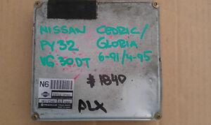 JDM-NISSAN-GLORIA-CEDRIC-PY32-ECU-23710-3P660-6-91-4-95-1860-ALD