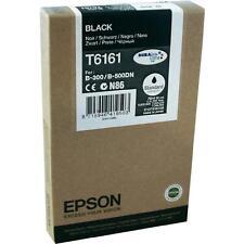 Original EPSON T6161 Tinte Schwarz Black B300 B-310N B-500DN B-510DN NEU 3/15
