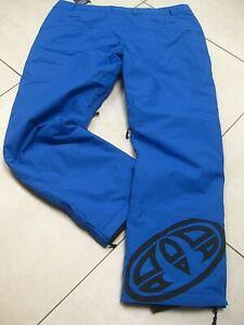 BNWT-RRP-100-Mens-ANIMAL-Salopettes-SKI-PANTS-ANITEX-2xl-xxl-cobalt-blue-W42-L33