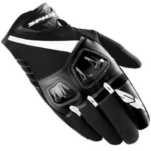 Spidi-Flash-R-Glove-Black-White-Size-XXL-STORE-CLOSED