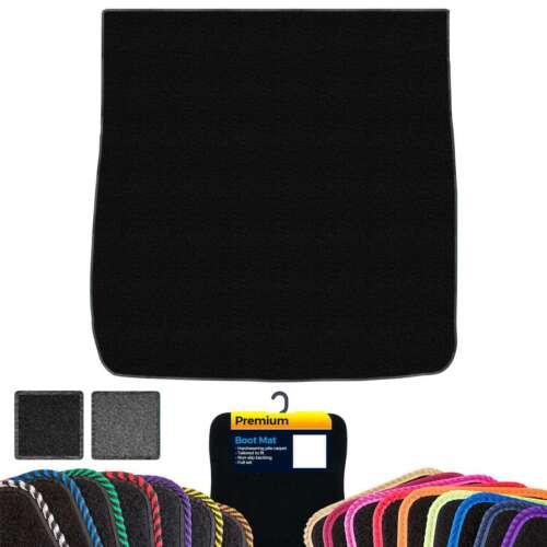 Custom Premium Boot Mat to fit Jaguar XF Sportbrake 2012-present