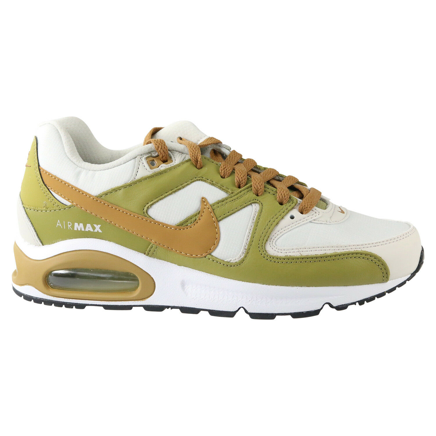 Nike Air Max Command Light Bone Muted Bronze 629993-035 Size 7.5 UK