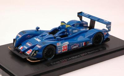 Zytek 07s #33 Le Mans 2007 1:43 Model Ebbro Pregevole Fattura