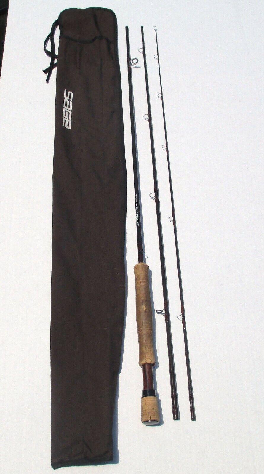 Sage GFL 990-3 rplxb 3 PC Pesca Con Mosca De Grafito Varilla W Bolsa 9'
