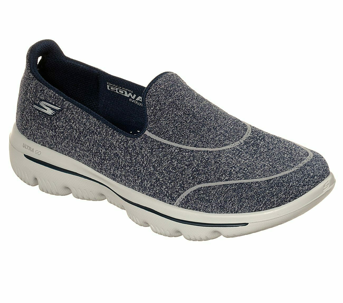 Skechers Women's GOwalk Evolution Ultra - Dedicate, 15732 NVY Comfort shoes