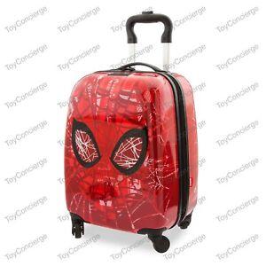 Disney Spiderman and Venom Kids Suitcase
