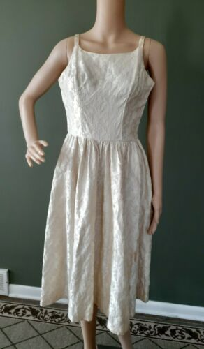 Vintage 1950's Prom Party Wedding Dress Sweetheart