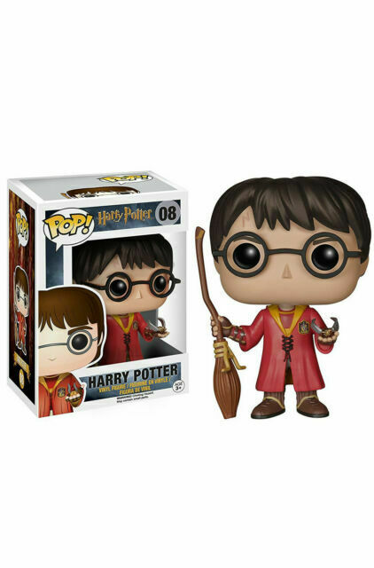 #08 Vinyl Figurine-Harry Potter Quidditch Harry Potter 5902 Funko POP