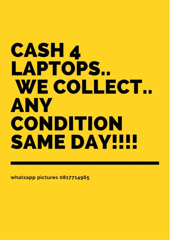 CASH ..ANY CONDITION..WE COLLECT!!!!