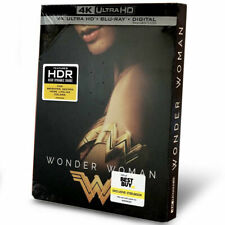 Wonder Woman 4k Uhd Steelbook Edition Ultra Hd Blu Ray Digital