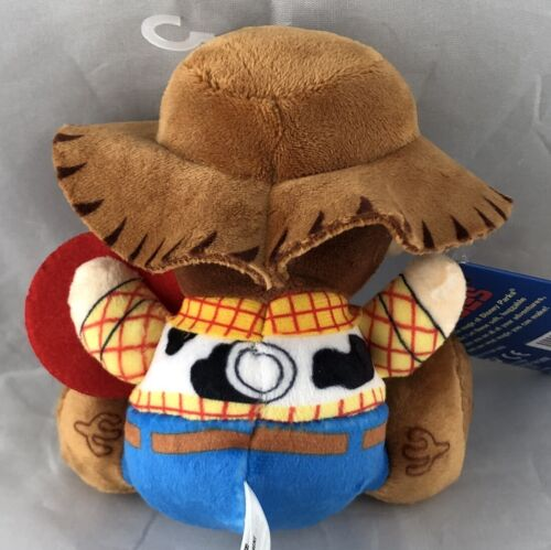 Disney Parks Wishables Woody Toy Story Mania Plush LR NEW