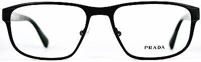 Kleidung & Accessoires Prada Brillenfassung Vpr56s Tkm-1o1 Gr 53 Illiquidität Sg 321 T81 Extrem Effizient In Der WäRmeerhaltung Damen-accessoires