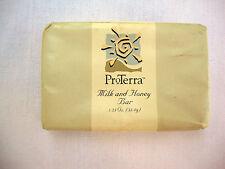 ProTerra Milk and Honey Bar 1.25 Oz Soap Small Travel Pro Terra