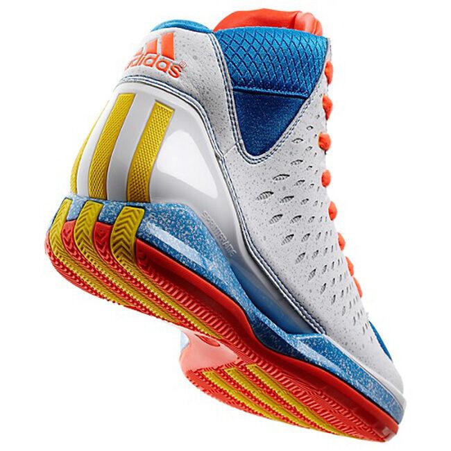 Nuevo ~ Adidas Derrick Rose 3 Michigan Ave Derrick Adidas Loco Zapatos de baloncesto luz rápido ~ hombres 11 c8560c