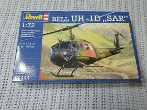 Revell-1-72-Bell-UH-1D-034-SAR-034-New-in-open-box