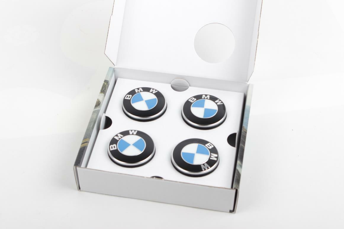 Wheel Centre Hub Caps for Rims with 5/112mm