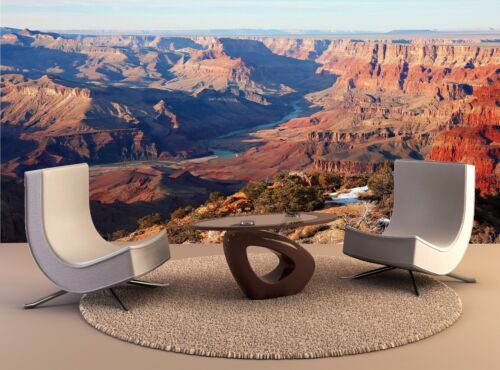 Grand Canyon Giant Photo Wallpaper Wall Mural Background 3D