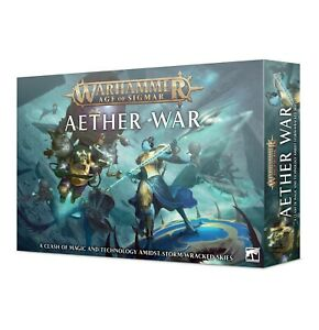 Aether-War-Box-Set-Warhammer-Age-of-Sigmar-NIB-FACTORY-NEW