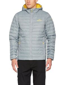 Eider TWIN PEAKS REVERSIBLE Down Jacket Mens ARCTIC GREY Large UK 42 - fleetwood, Lancashire, United Kingdom - Eider TWIN PEAKS REVERSIBLE Down Jacket Mens ARCTIC GREY Large UK 42 - fleetwood, Lancashire, United Kingdom