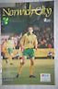 Norwich-v-Arsenal-Programme-13th-Feb-1994