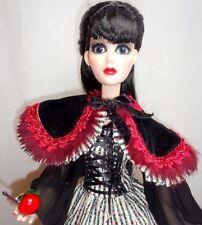 "Snow White Evangeline Ghastly OOAK Tonner 19"" Doll + DWARFS! A Bad Dream MDCC LE"