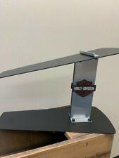 Harley Davidson Bar Amp Shield Bootshoe Display Fixture