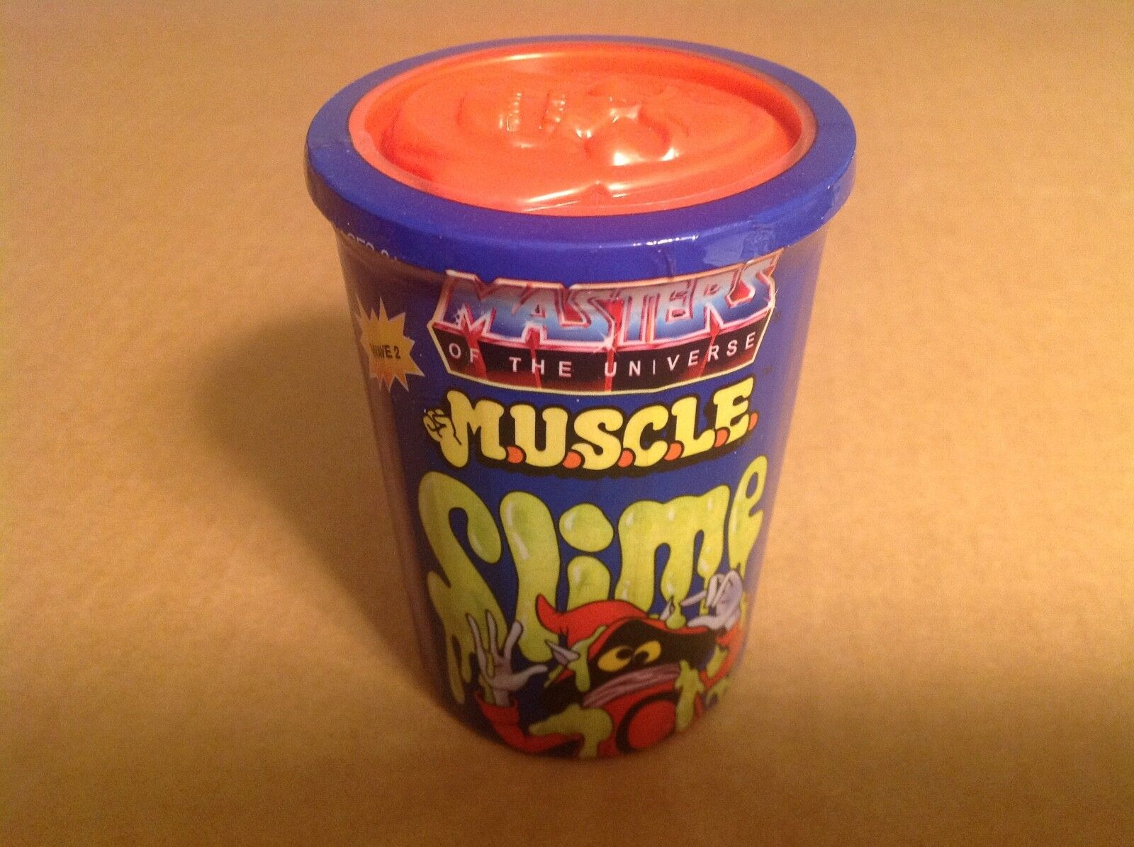 Masters of the Universe MUSCLE Slime Pit Power Con exclusive sealed Super7 Wave2