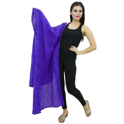 New Fashion Women Long Dupatta Chunni Hijab Stole Neck Wrap Chiffon Shawl-NDP730