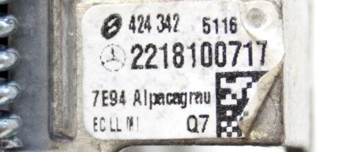 Mercedes W221 S-Klasse Innenspiegel Rückspiegel Abblendbar Mikro A2218100717