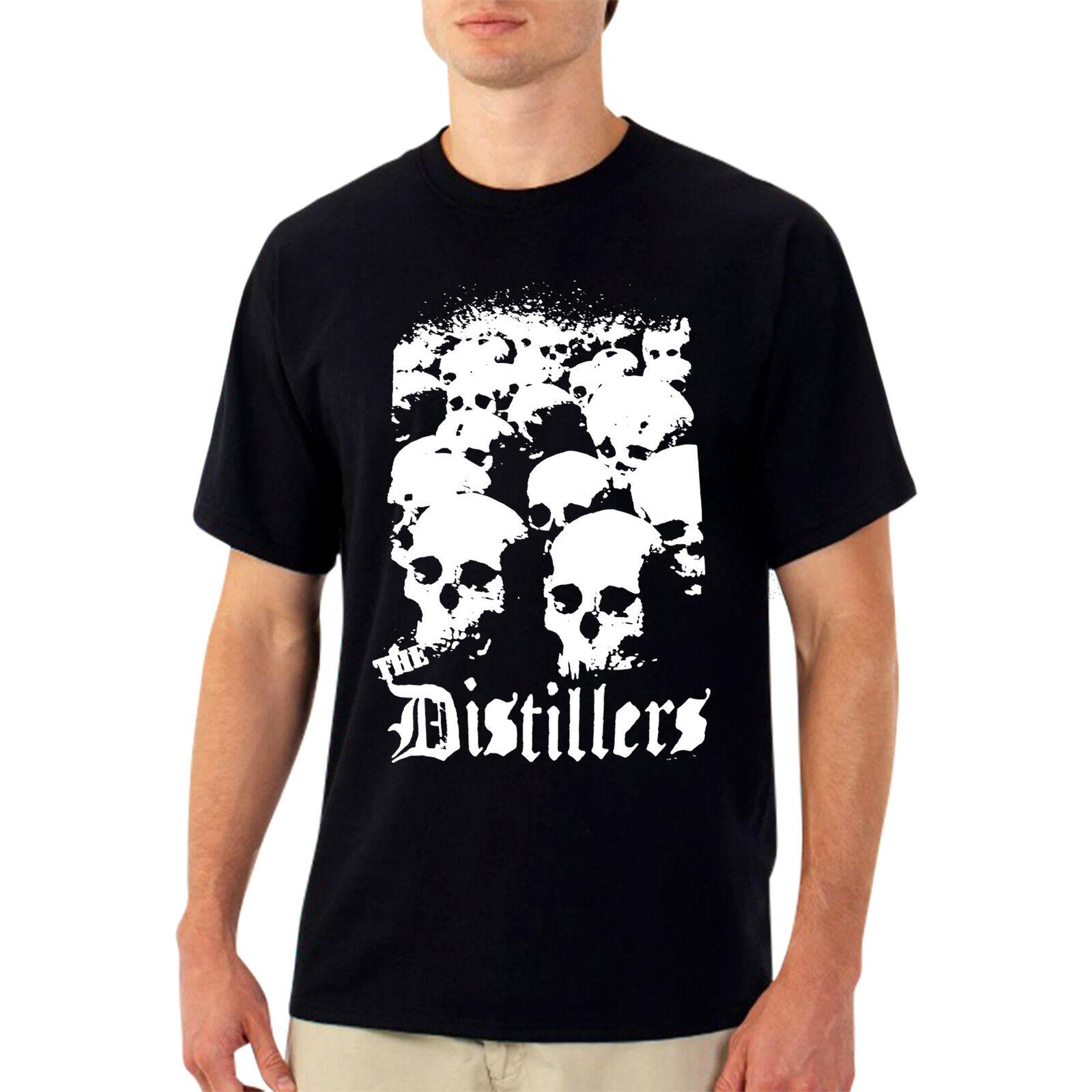 The Distillers City Of Angels Mohawk T Shirt Music Punk Rock QOTSA The Kills 413