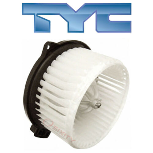 Fits Toyota 02-06 Camry//04-06 Sienna TYC 700054 NEW Heater Blower Motor AC Fan