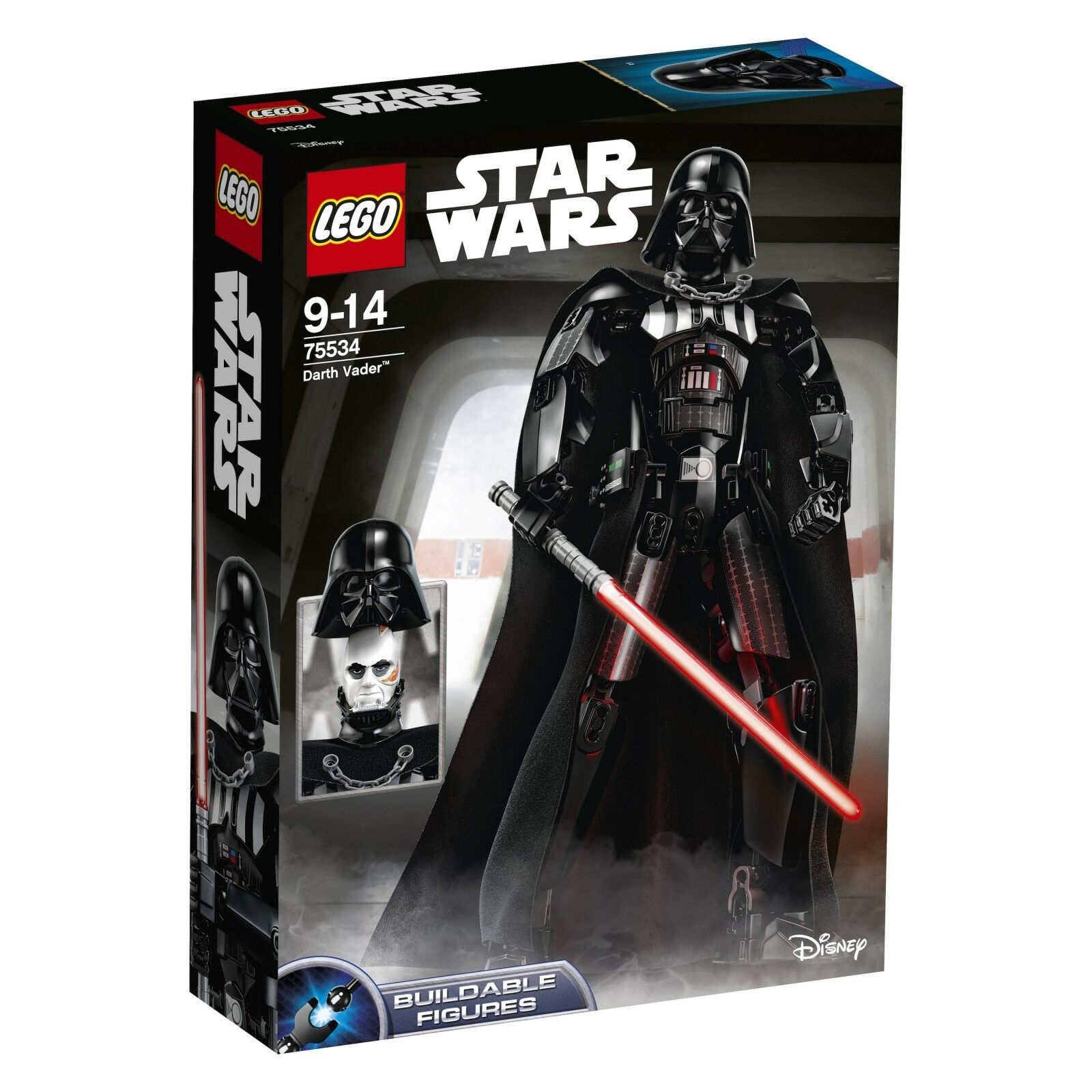 LEGO ® Star Wars ™ Constraction 75534 Darth Vader ™ NUOVO OVP _ NEW MISB NRFB