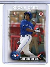 Vladimir Guerrero Jr - Toronto Blue Jays - 2016 Bowman -- Rookie Card # BP-55