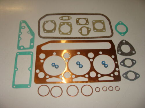 "New Fordson Dexta SUPER Dexta /""Perkins A3.152/""Complete Gasket Set WITH ALLSeals"