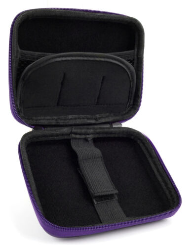 Purple Hard EVA Shell Case For The OldShark Dash Cam V3GS8KJ01TLX8