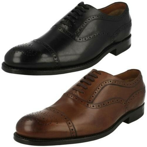 Hombre Clarks Zapatos Formales' Negrocheck Negrocheck Negrocheck Gorra ' fda46c