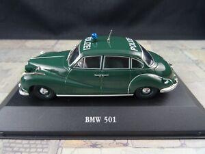 BMW-501-Polizei-7598011-ATLAS-POLICE-CARS-1-43-OVP-BT46