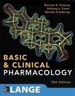 Basic and Clinical Pharmacology von Bertram G. Katzung und Anthony J. Trevor (2015, Taschenbuch)