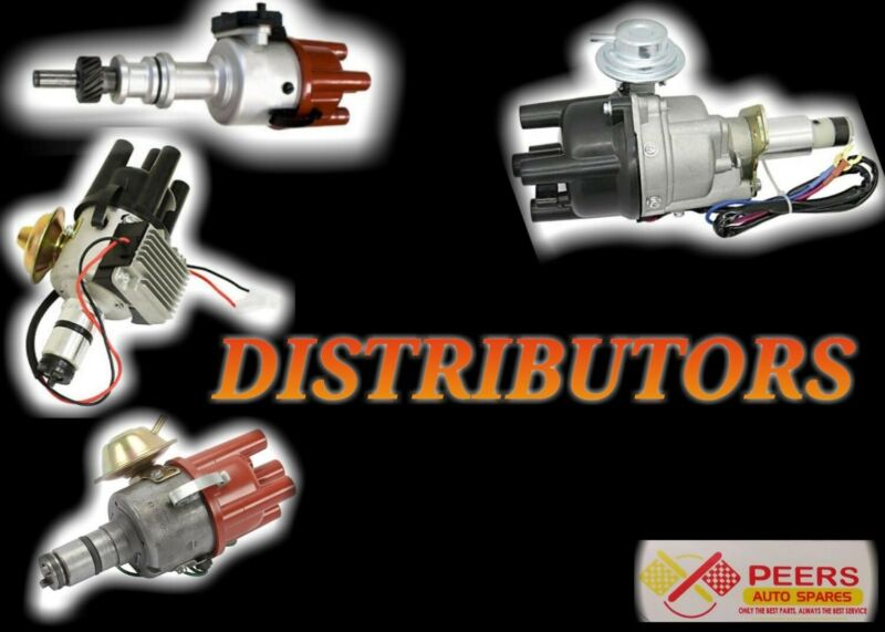 DISTRIBUTORS FOR MOST VEHICLES