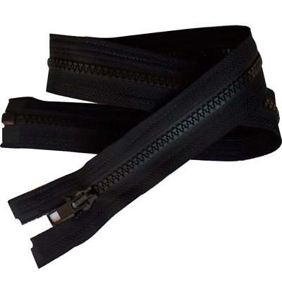 fermeture eclair glissi re coloris noir 80 cm blouson. Black Bedroom Furniture Sets. Home Design Ideas