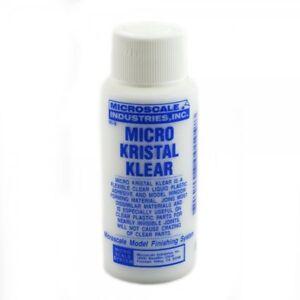 Microscale Micro Kristal Klear-Transparente Adhesivo  </span>