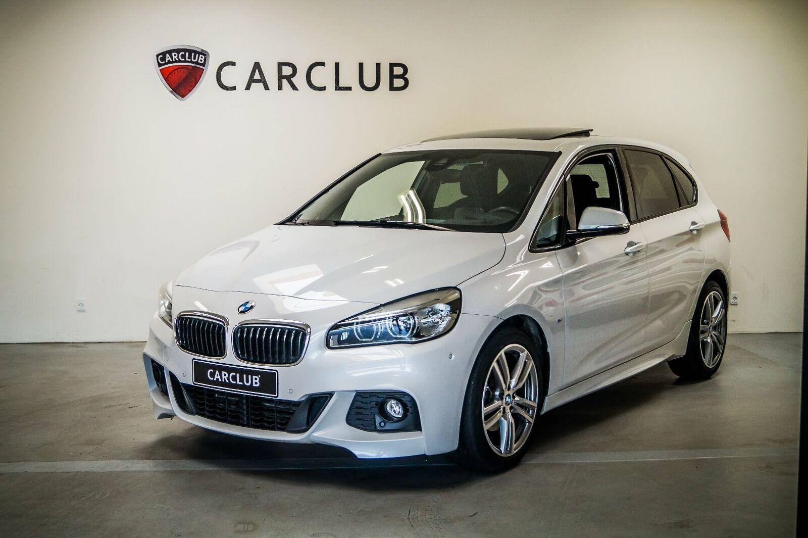 BMW 218d 2,0 Active Tourer aut. 5d - 319.900 kr.